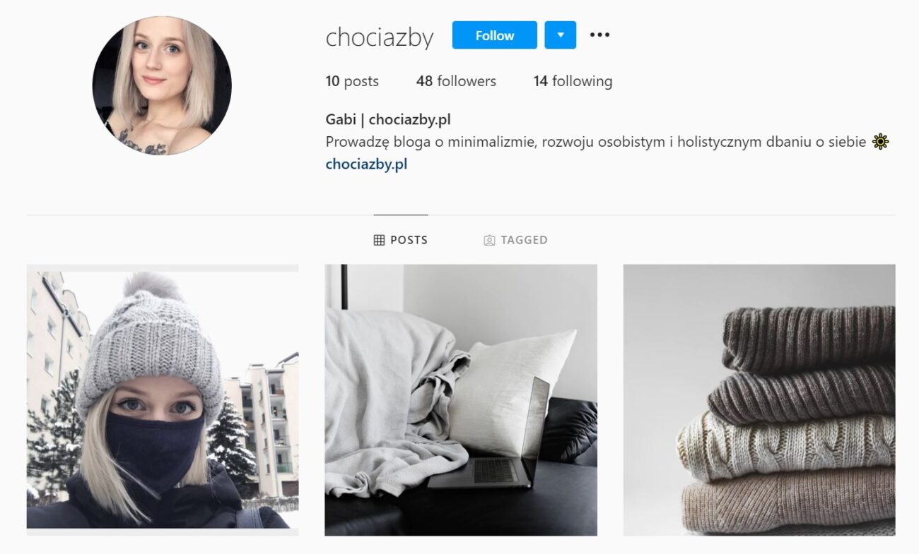 instagram-blog-minimalizm-chociazby-pl